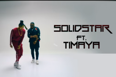 Solidstar – Silicon Ft. Timaya Video