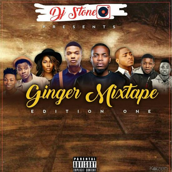 "DJ Stone – ""Ginger Mixtape Vol.1"""