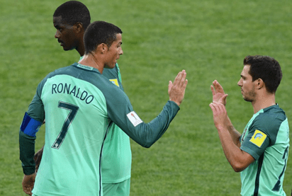 I Want Nigeria During Russia World Cup - C. Ronaldo