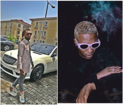 Hilarious reply from Yung6ix to fan who said his coping Wizkid
