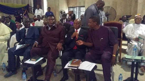 Muslim group blasts Adeboye, Oyedepo, CAN for telling FG to exit Islamic bodies