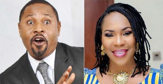 Actress Fathia Williams reveals why her marriage to Actor Saidi Balogun crashed