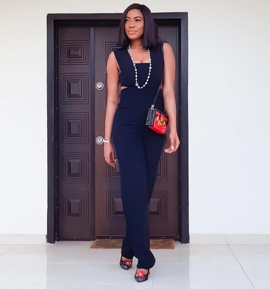 Actress Chika Ike Reveals the Secrets of her Success