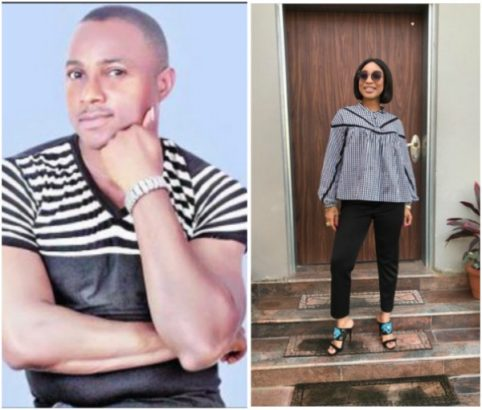 'Tonto Dikeh is stubborn and thinks nobody can talk to her – Film Director Okoroji
