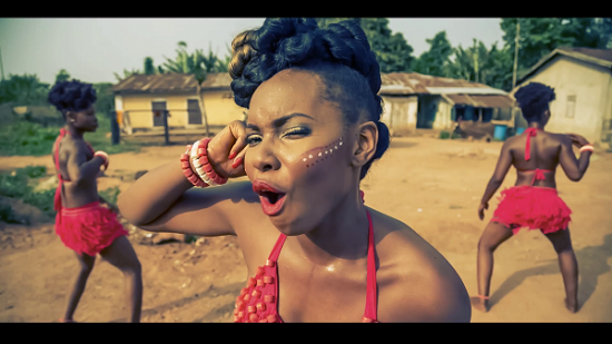 Yemi Alade's 'Johnny' Becomes Most View Video On YouTube as it Overtakes Psquare's 'Alingo'