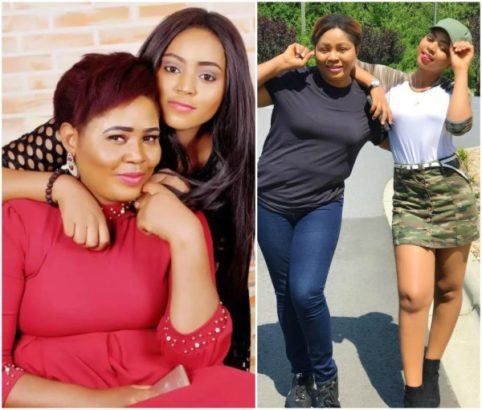 mum-takes-care-stubborn-male-fans-regina-daniels-reveals