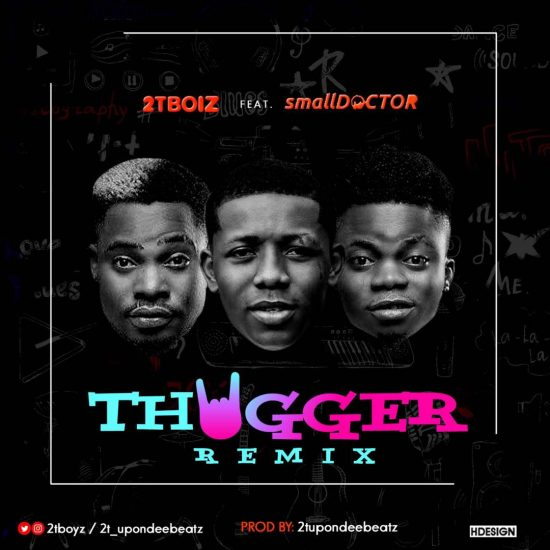 2TBoyz X small Doctor As A Thugger (Remix)