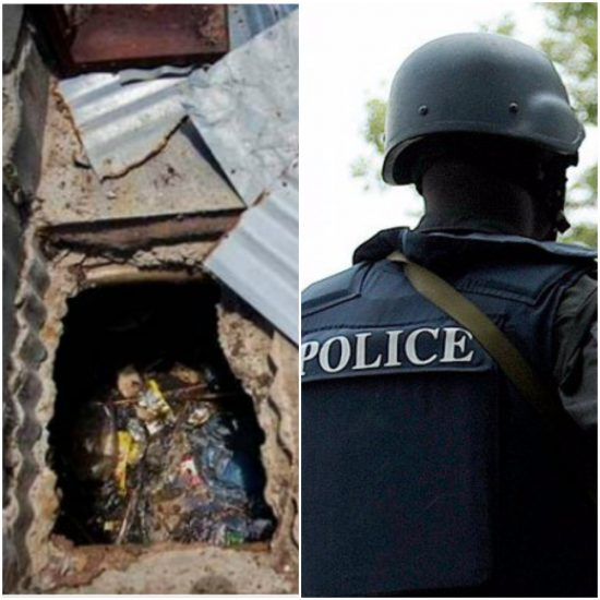police-arrest-woman-allegedly-dumps-1-day-old-baby-pit-toilet