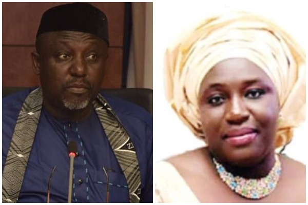 Gov. Okorocha blames printer's Devil, renames ministry of happiness