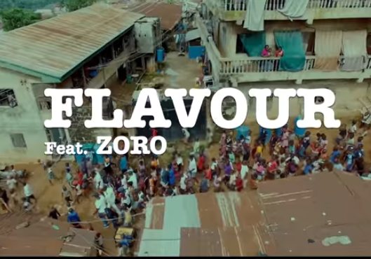 Flavour Ft. Zoro – Ijele [Official Video]