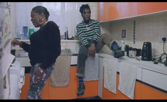 Burna Boy ft. Lily Allen Heaven's Gate Official Video