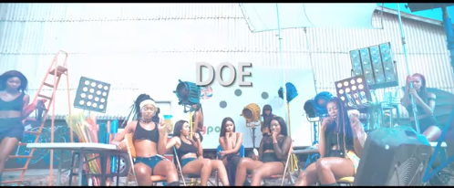 DOWNLOAD VIDEO: Larry Gaga ft. Davido – Doe