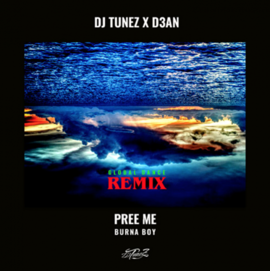 Download Burna Boy  Pree Me (DJ Tunez X D3AN Remix) mp3