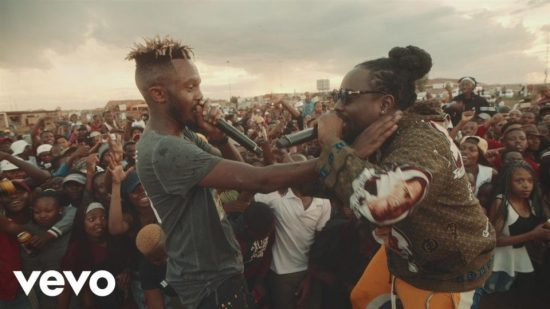 Kwesta  Spirit ft. Wale [Official Video]