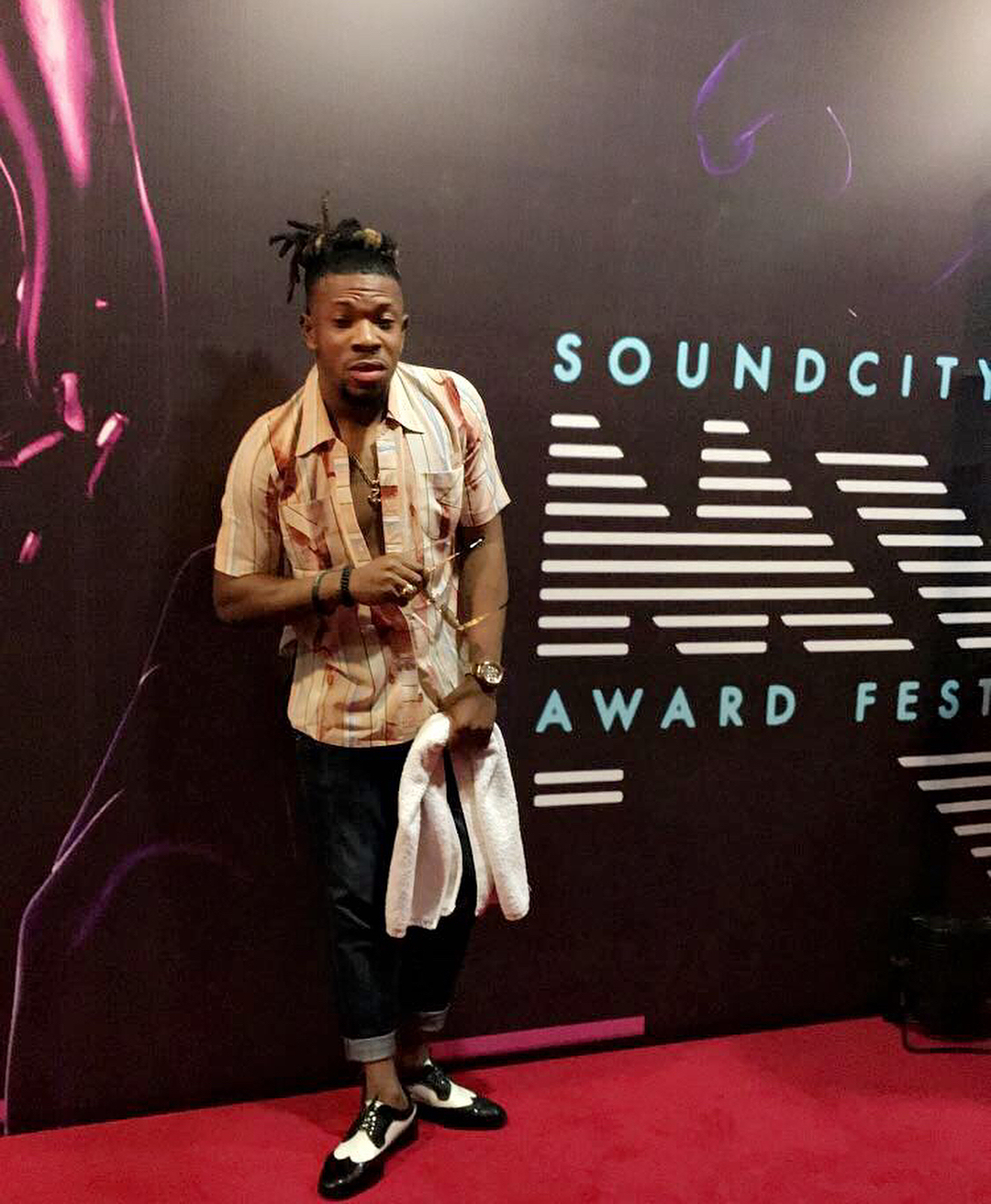 "Mr Real, brain behind street anthem ""Legbegbe"" bags Deal With Sony Music Africa"