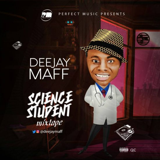 DOWNLOAD dj maff science student mixtape