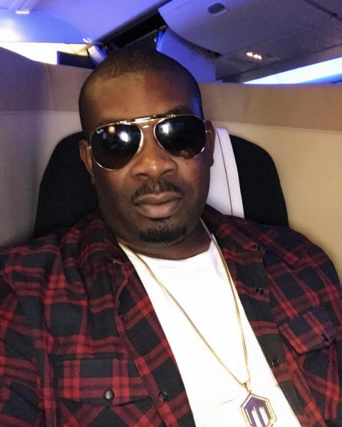Don Jazzy Shares 2019 Tweet of Him Advising FG to Improve Health Sector