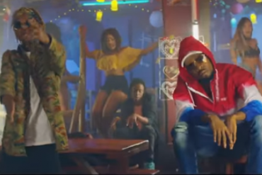 Gemini Major – Bang Bang ft. Patoranking [Official Video]