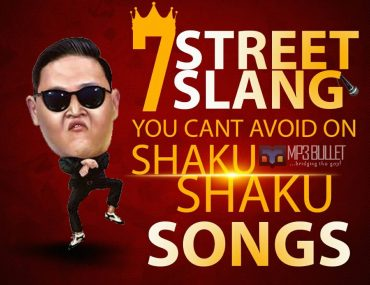 7 Street Slangs You Can't Avoid On Shaku Shaku Songs