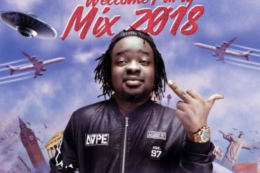 Download DJ Real Welcome Party Mix 2018