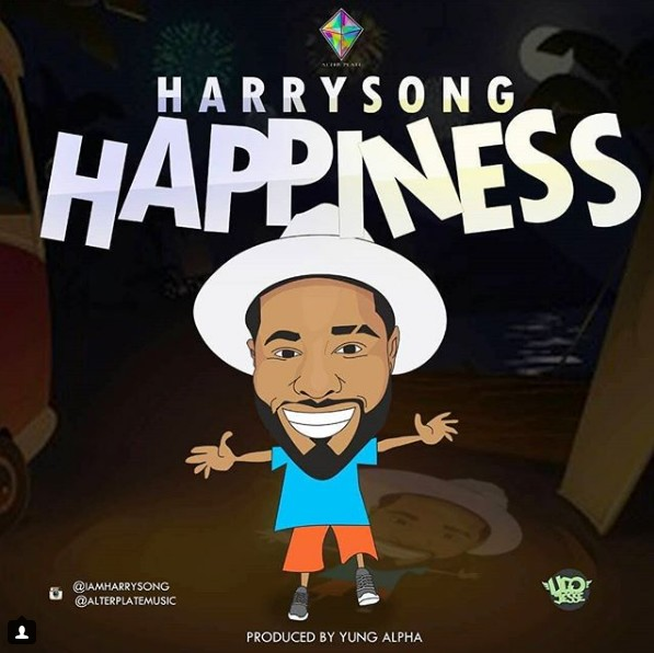 Download Harrysong Happiness Mp3 Download