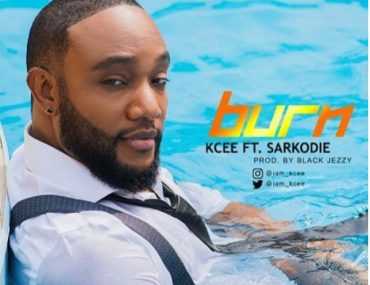 Download Kcee ft. Sarkodie  Burn Mp3 Download
