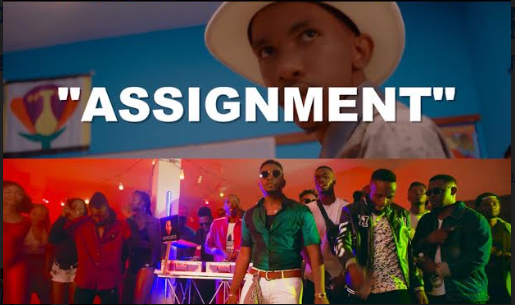 download DJ Consequence ft. Olamide Assignment Video download