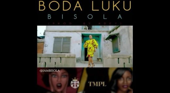 DOWNLOAD Bisola (#BBNaija) Boda Luku Mp3 Download