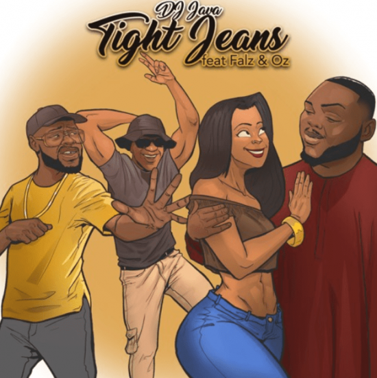 Download DJ Java ft Falz & Oz Tight Jeans Mp3 Download