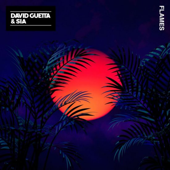 Download David Guetta and Sia Flames Mp3 Download