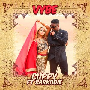Download Dj Cuppy Ft Sarkodie Vybe Mp3 Download