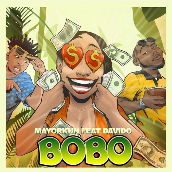 Download Mayorkun ft Davido Bobo Mp3 Download