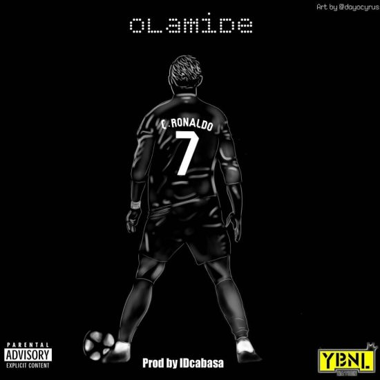 Download Olamide C. Ronaldo Mp3 Download