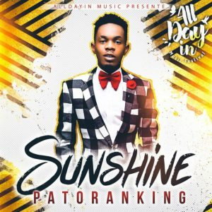 Download  Patoranking  Sunshine Mp3 Download