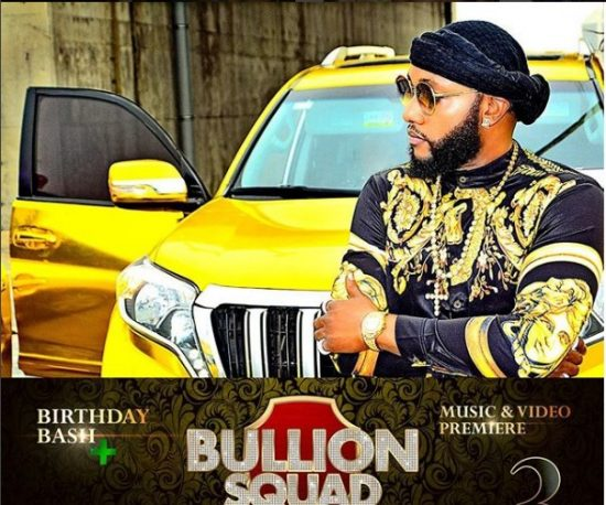Download Kcee Bullion Squad Mp3 Download