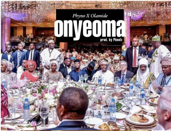 Download Phyno x Olamide Onyeoma Prod. Pheelz Mp3 Download