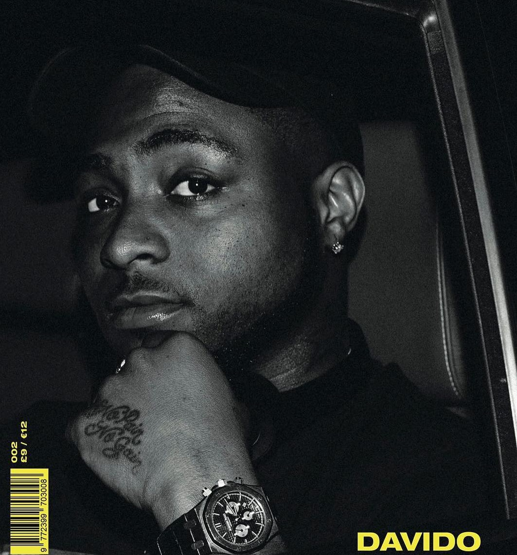 Move Over Wizkid! Davido in another gobe with Tiwa Savage