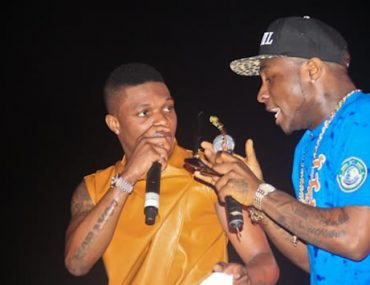 Davido reveals why he's yet to collaborate with Wizkid on a song.