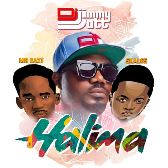 Download DJ Jimmy Jatt ft. Mr Eazi & Skales Halima Mp3 Download