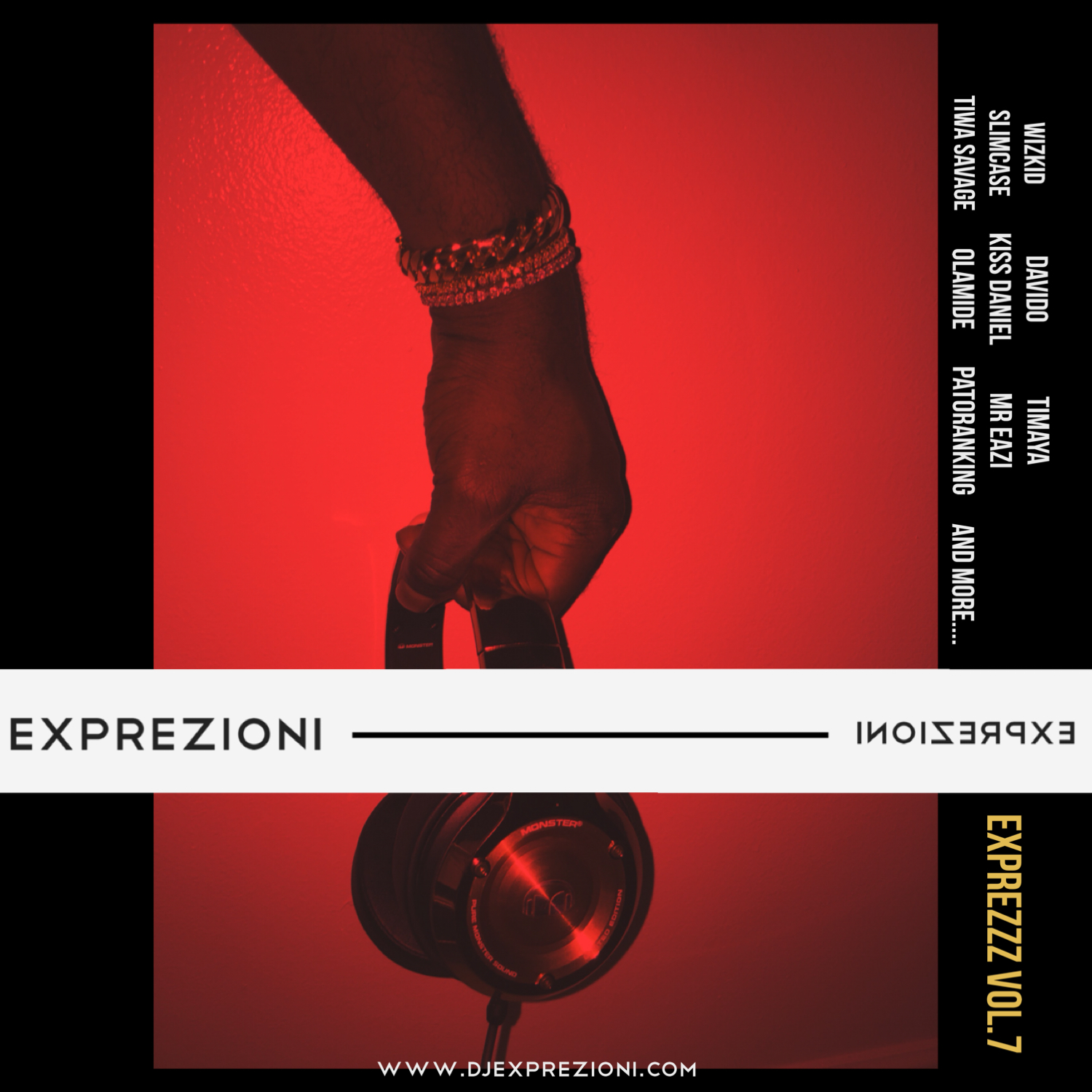 Image of Classy DJ Exprezioni – EXPREZZZ Vol.7 Mix ft. Davido, Wizkid, Olamide, Slimcase & Mr Real