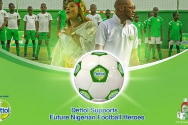 Download 2Baba x Waje Dettol Future Football Heroes Mp3 Download
