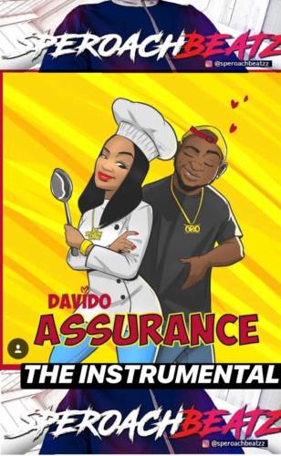 Download Davido Assurance (Instrumental) Mp3 Download