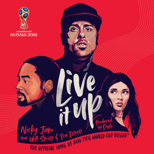 Download Nicky Jam ft Will Smith & Era Istrefi Live It Up Mp3 Download