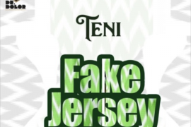 Download Teni Fake Jersey Mp3 Download