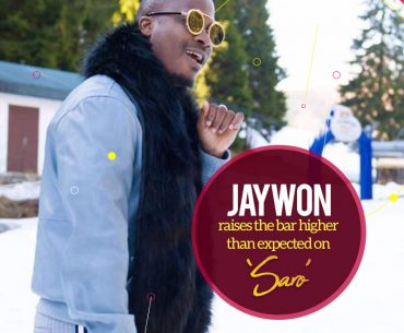 "Jaywon raises the bar higher than expectation on ""Saro!"""