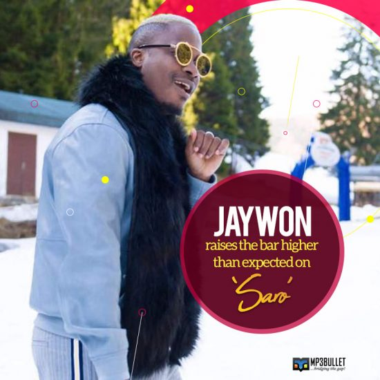 Jaywon raises the bar higher than expectation on Saro!