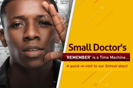 Small Doctor's Remember is a Time Machine....A quick re-visit to our school days!