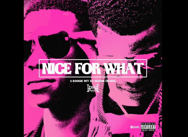 DownloadA Boogie Wit Da Hoodie Nice For What (Freestyle) Mp3 Download