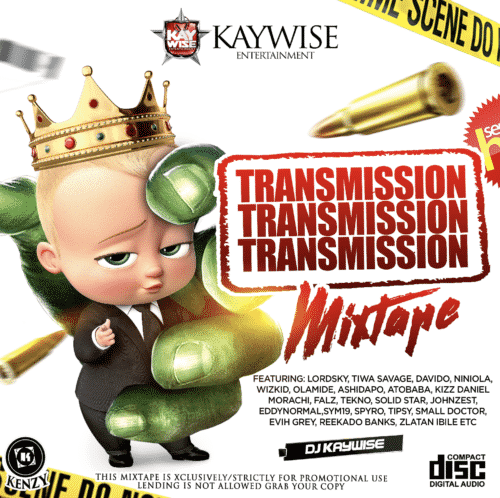 Download DJ Kaywise Transmission Mixtape
