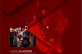 Download DJ Latitude Best Of Burna Boy Mix